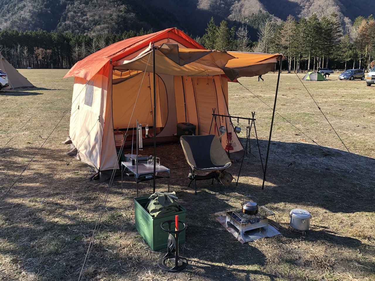 画像: テンマクデザインからソロキャンプ用ガレージテントが今冬リリース! みーこパパがさくぽんさんにテント開発裏をインタビュー - ハピキャン(HAPPY CAMPER)