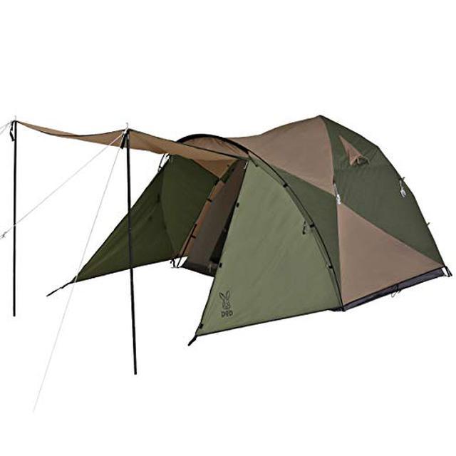画像7: 【雨キャンプ】雨予報の時の持ち物・服装をご紹介! タープや便利なレイングッズも!