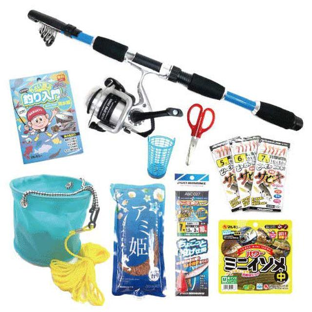 画像1: 海釣り初心者でも楽しめる『サビキ釣り』とは!? 釣り方から必要な道具など一挙紹介!千葉•神奈川のおすすめスポット情報も
