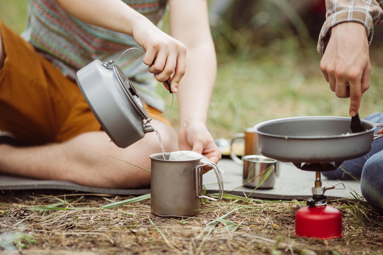 画像: 【キャンプグッズ】軽量で高機能! 男心をくすぐるナイフや調理器具 - ハピキャン(HAPPY CAMPER)