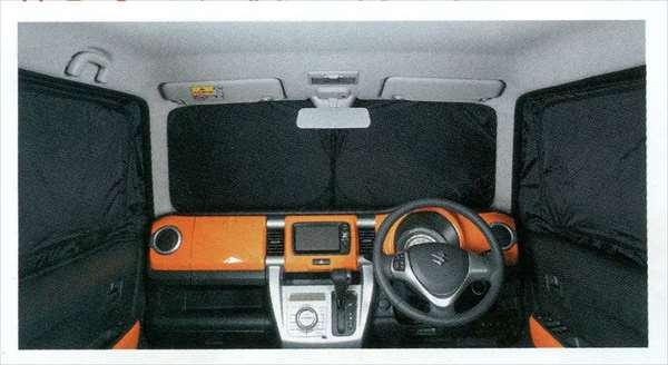 画像3: ハスラーでキャンプ! 車中泊がもっと快適になるおすすめのアクセサリー10選