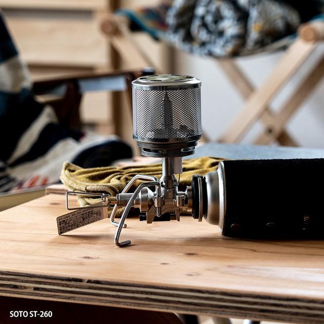 画像23: 【まとめ】SOTO(ソト)のおすすめ燃焼系ギア12選! シングルバーナー・焚き火台ほか