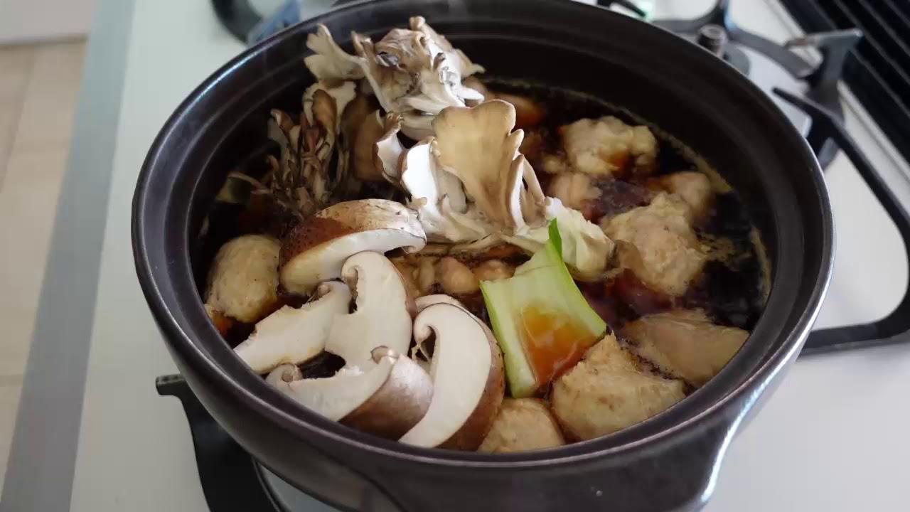 画像: おぎやはぎのハピキャンレシピ再現!!バイきんぐ西村さんの山椒鍋を作ってみたよ! youtu.be