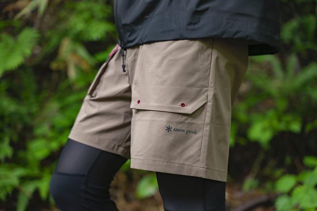画像2: アイテム❹ 「Fishing Shirt」・「Wading Shorts」