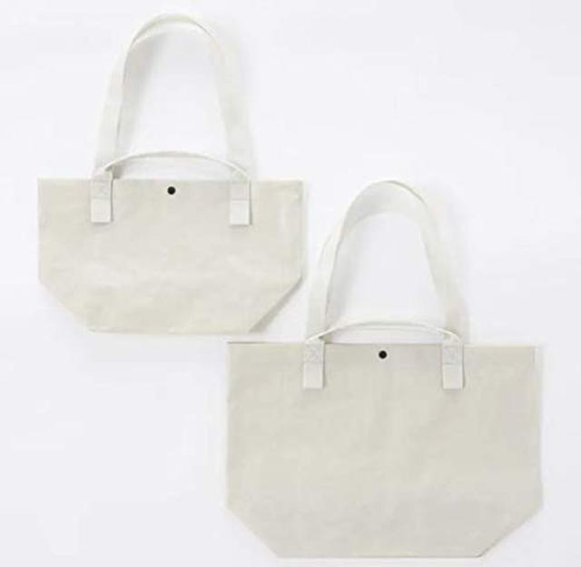 画像2: おすすめのおしゃれエコバッグを紹介 いま話題の無印良品のジュートマイバッグなど!