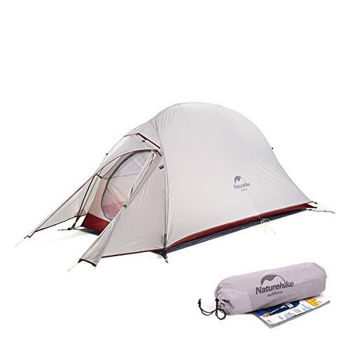 画像9: 山岳テントは設営が楽で、軽量&コスパ良し 初心者の登山泊におすすめ!
