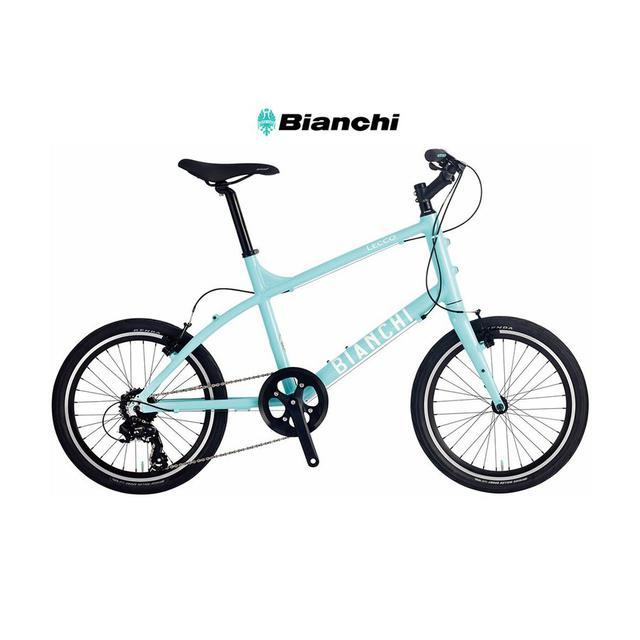 画像3: ミニベロ初心者の女性におすすめ! 「ビアンキ」製の自転車5選を紹介