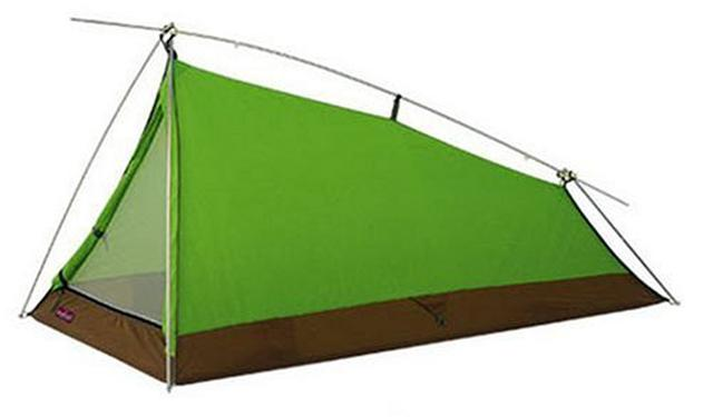 画像2: 【軽量でコンパクト】 モンベルやDODなど ソロキャンプにおすすめ1人用・2人用テント7選