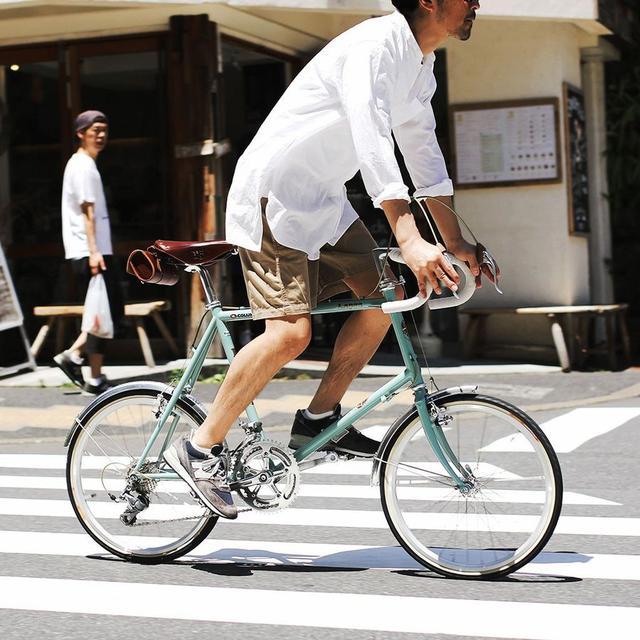 画像4: ミニベロ初心者の女性におすすめ! 「ビアンキ」製の自転車5選を紹介