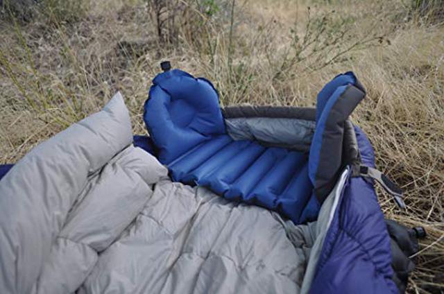 画像1: 【ライター愛用】 KLYMIT(クライミット)のキャンプ枕「CUSH(クッシュ)」▶︎キャンプ・カヌーetcアウトドアや旅行でも大活躍です!