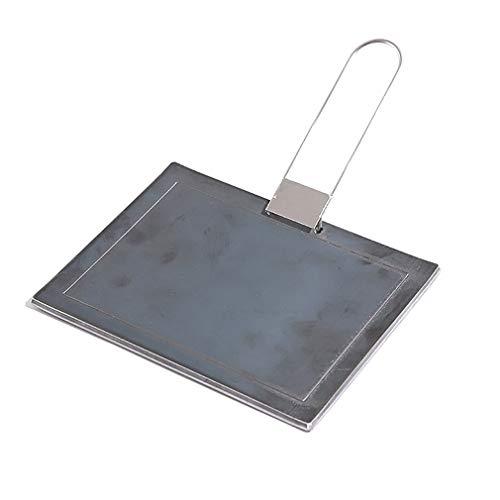 画像7: 【鉄板徹底レビュー】『テンマクデザイン 男前グリルプレート』は高コスパの最強鉄板!お肉を焼くならこの鉄板にお任せ!