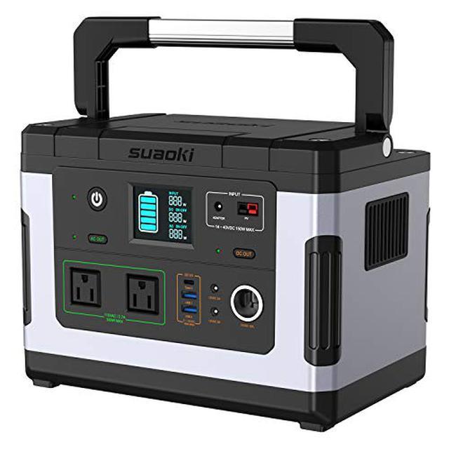画像1: 【体験レポ】suoaki G500とソーラーパネル購入レビュー