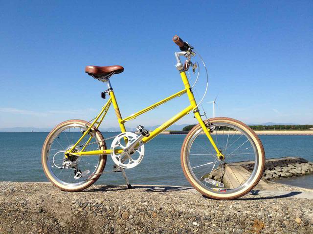 画像: 【初心者必見】車輪が小さくて可愛い自転車ミニベロ 選び方と軽い&安いおすすめ6選 - ハピキャン(HAPPY CAMPER)