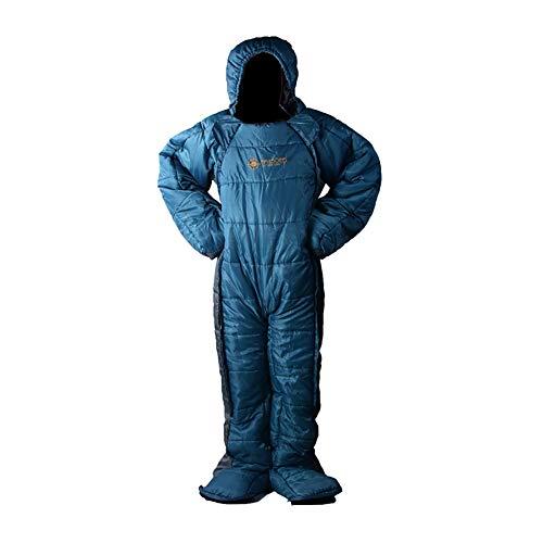 画像1: 「着る寝袋(人型寝袋)」おすすめ9選!DODなど 着たまま動ける!保温性抜群