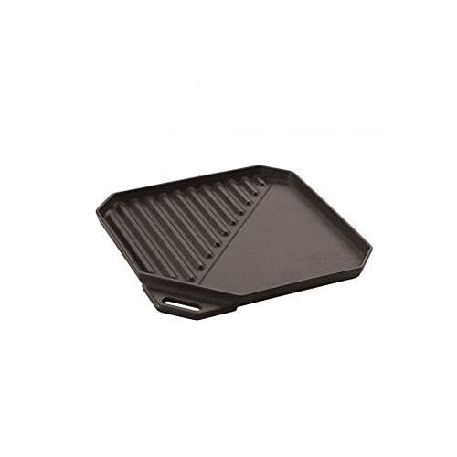 画像6: 【鉄板徹底レビュー】『テンマクデザイン 男前グリルプレート』は高コスパの最強鉄板!お肉を焼くならこの鉄板にお任せ!