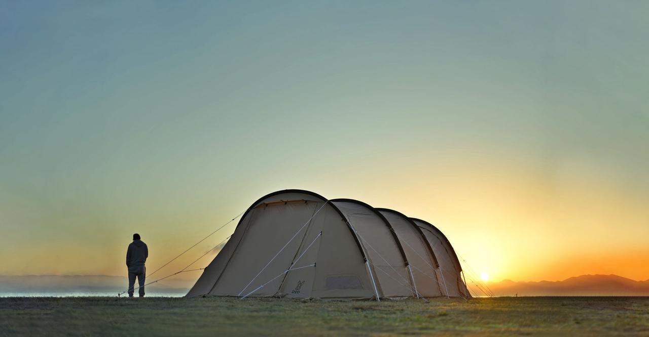 画像: DOD(ディーオーディー):キャンプ用品ブランド - アウトドアをワクワクするソト遊びに。キャンプ用品ブランド「DOD(ディーオーディー)」の公式サイトです。