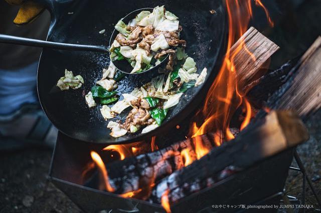 画像6: 「写真提供:おやじキャンプ飯」