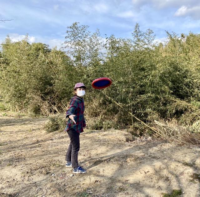 画像: 筆者撮影 予想以上にカンタンに飛ぶ。めちゃめちゃ楽しい