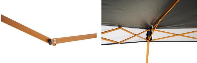 画像5: Qセットタープ・ポータブルは、日射しを強力ブロック&ワンアクションで組立て簡単!
