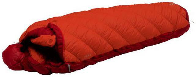 画像1: 【レビュー】モンベルの寝袋「バロウバッグ#0」は真冬でもあったか!秋〜春キャンプまで活躍