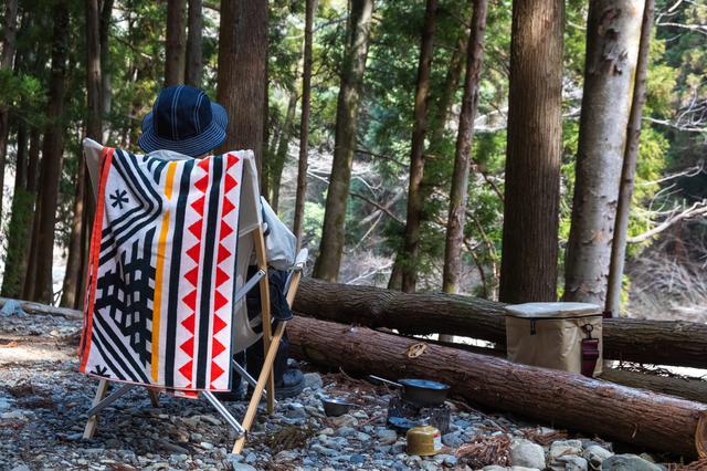 画像: PENDLETON(ペンドルトン)のジャガードバスタオルオーバーサイズとは