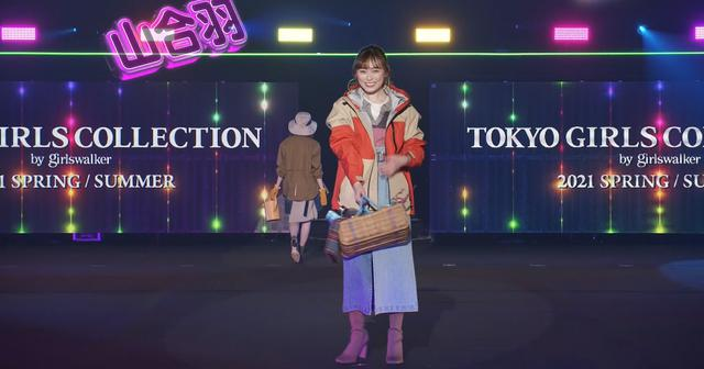 画像: 「ドデスカ!」より 提供元:第32回 マイナビ 東京ガールズコレクション 2021 SPRING/SUMMER©マイナビ TOKYO GIRLS COLLECTION 2021 SPRING/SUMMER