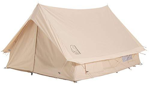 画像1: 【筆者愛用】ノルディスクのテント「ユドゥン 5.5」徹底レビュー!広々ソロキャンプにも使えて設営簡単!