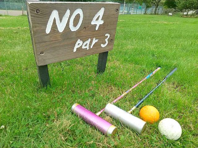 画像: 【体験レポ】ご当地スポーツ「マレットゴルフ」に初挑戦! 使う道具やルールも紹介 - ハピキャン(HAPPY CAMPER)