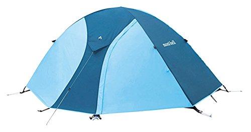 画像1: モンベルのソロキャン用テント6選! クロノスドーム・クロノスキャビン・ムーンライトなど