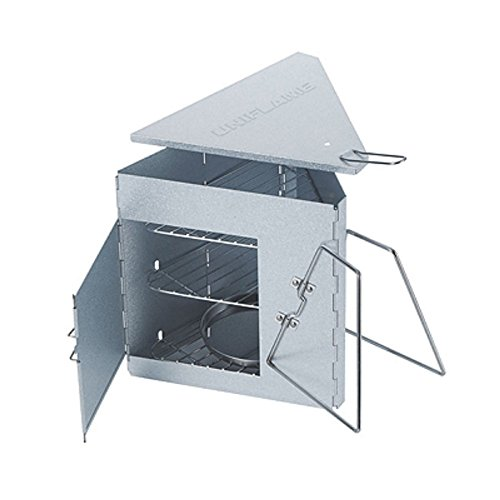 画像8: ソロキャンプでもかさばらない ビギナーキットなど初心者さんにおすすめ小型燻製器8選