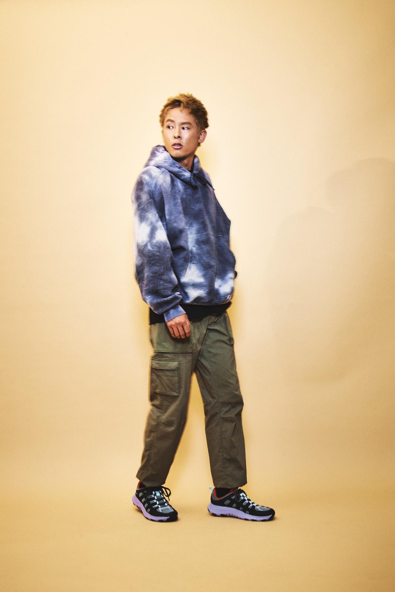 画像2: 【注目リリース】MERRELL(メレル)から4WAYストレッチカーゴパンツ「UNISEX CARGO PANT」が新発売!