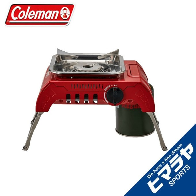 画像1: 【注目リリース】Coleman(コールマン)より、コンパクトでマルチに使用できるガス製品が登場!「シングルガスストーブ 120A」&「ノーザンノバ」