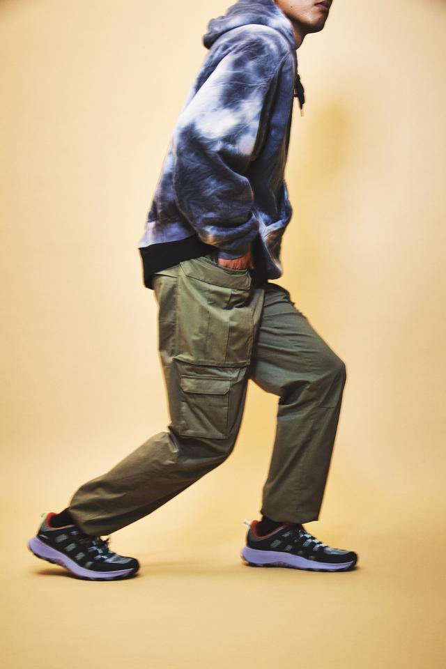 画像4: 【注目リリース】MERRELL(メレル)から4WAYストレッチカーゴパンツ「UNISEX CARGO PANT」が新発売!