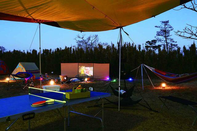 画像: キャンプをワイワイ楽しみたいパパ向けの公園型リビングを作ろう〜貸し切りキャンプ場での理想のリビング〜 - ハピキャン(HAPPY CAMPER)