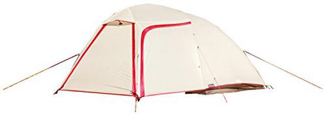 画像6: 初心者ソロキャンプのすすめ! テントの選び方とおすすめ6選 付属品解説も