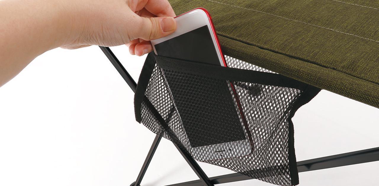 画像4: ハンギングチェーンが便利!ロールアップタイプのテーブル「HANGING CHAIN TABLE」