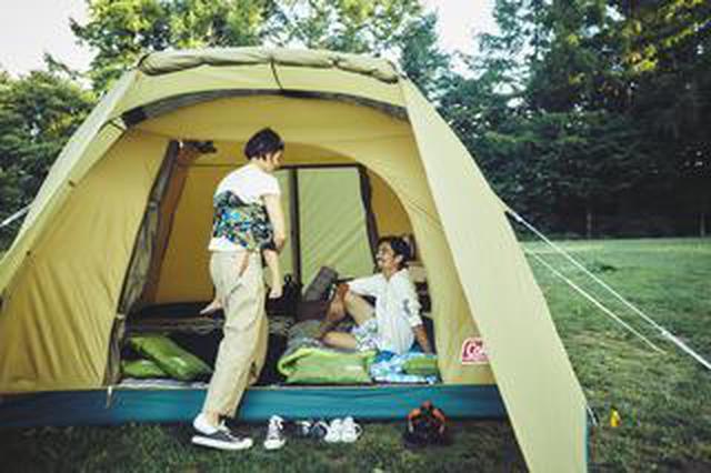 画像3: 【注目リリース】Coleman(コールマン)のファミリーキャンプ初心者向けの入門編テント2選を紹介します!