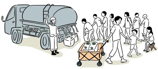 画像: 【前編】避難生活を乗り切るために災害対策にもなる知識とギア特集 - ハピキャン(HAPPY CAMPER)