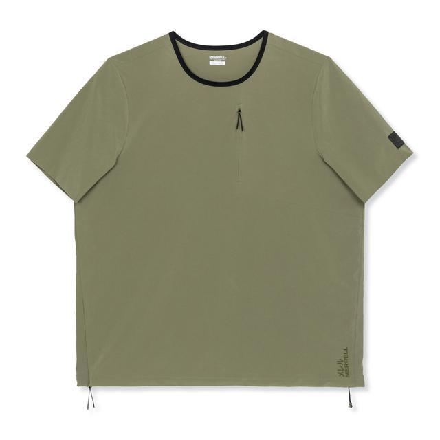 画像1: 【注目リリース】 MERRELL(メレル)が4WAYストレッチシャツを新発売!アウトドアアクティビティから日常生活まで!