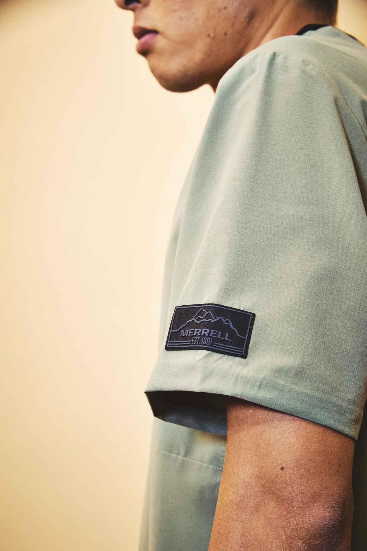 画像3: 【注目リリース】 MERRELL(メレル)が4WAYストレッチシャツを新発売!アウトドアアクティビティから日常生活まで!