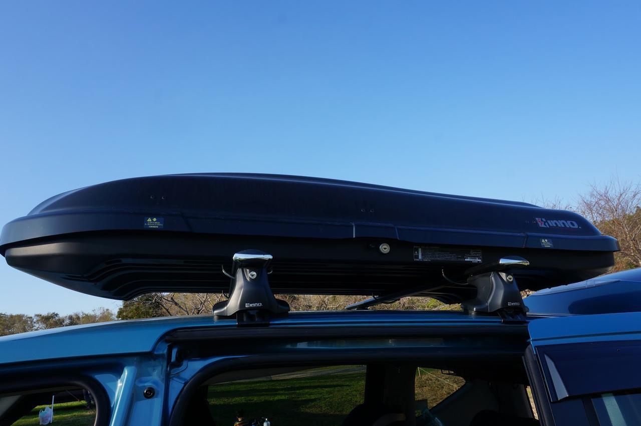 画像: INNO(イノー)のルーフボックスは大容量でキャンプに最適! 購入時の注意点も解説 - ハピキャン(HAPPY CAMPER)
