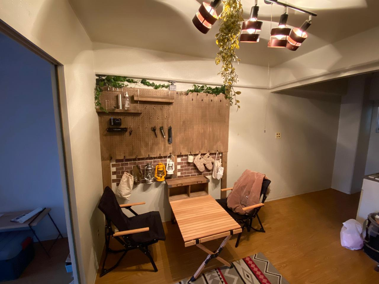 画像: 【DIY】キャンプ道具をおしゃれに収納する棚の作り方をご紹介! 賃貸でも大丈夫! - ハピキャン(HAPPY CAMPER)
