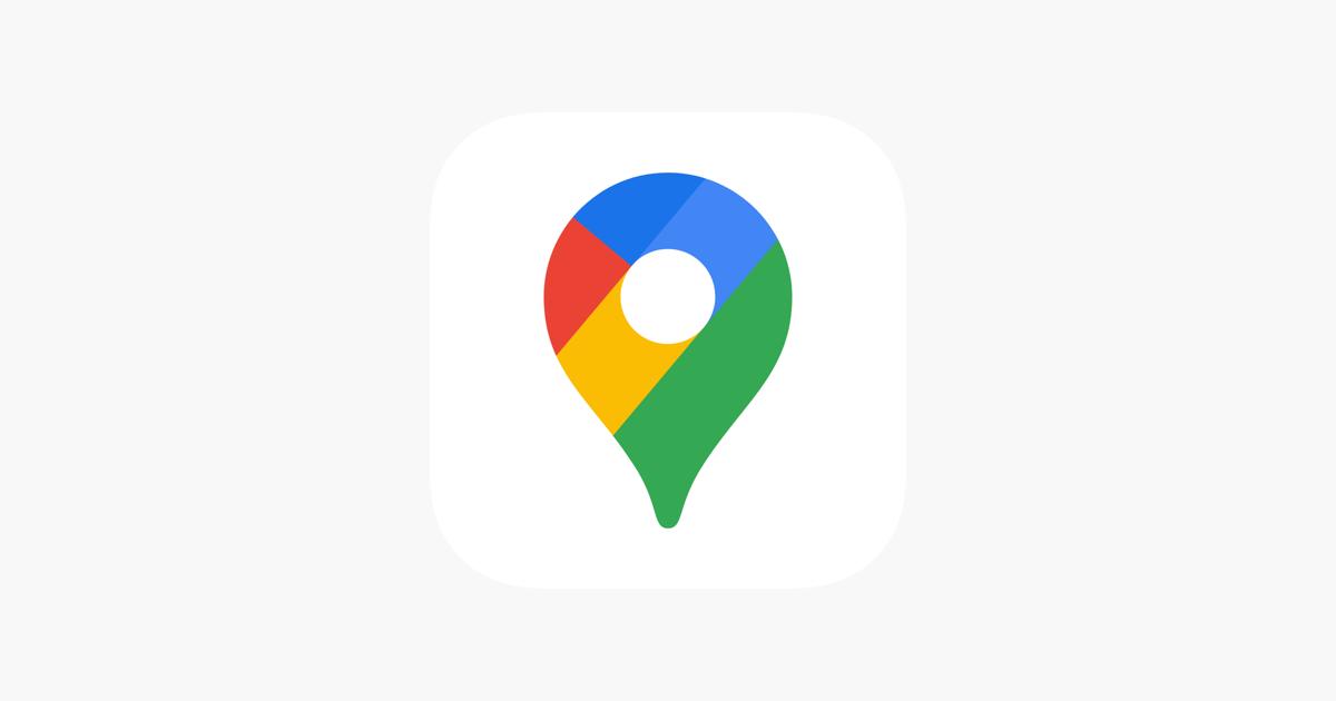 画像: Google マップ - 乗換案内 & グルメ