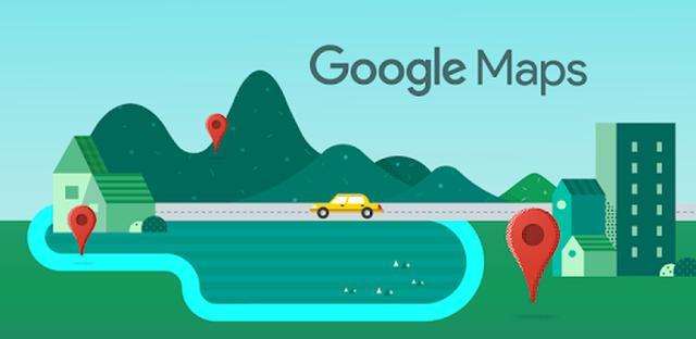 画像: Google マップ - ナビ、乗換案内 - Google Play のアプリ