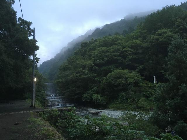 画像: 筆者撮影 滝沢園キャンプ場
