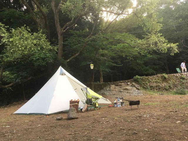 画像: 【ソロキャンプ持ち物リスト】初めての人必見!テントや寝袋など筆者愛用ギアをご紹介 - ハピキャン(HAPPY CAMPER)