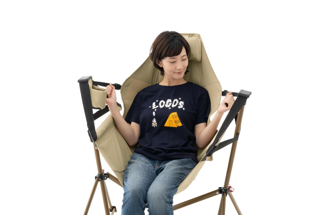 画像1: 【注目リリース】LOGOS(ロゴス)から「Tradcanvas ゆらゆらハンモックチェア」が新発売!