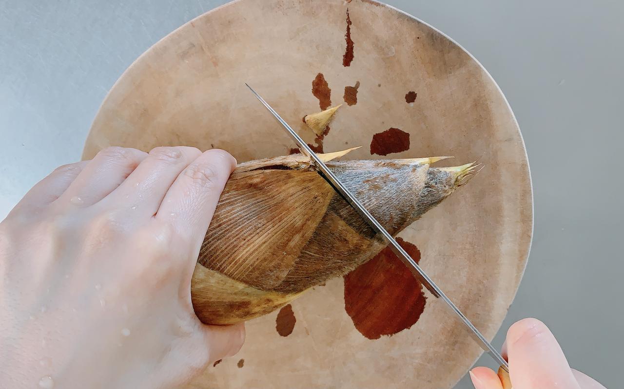 画像1: 筍の茹で方