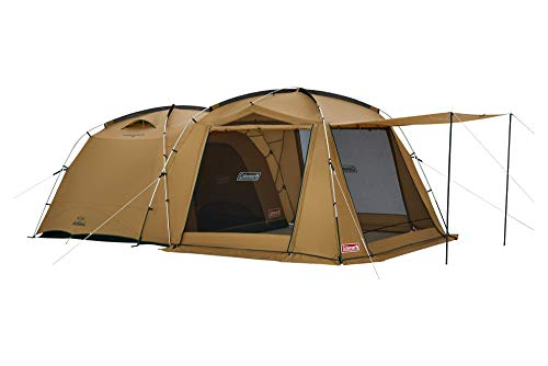 画像3: 初心者ファミリーキャンプにはコールマン 「タフスクリーン2ルームハウス」がおすすめ!