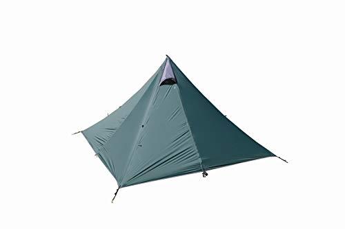 画像2: ソロキャンプに人気!テンマクデザイン「パンダテント」 全4種類の徹底比較&魅力を解説!